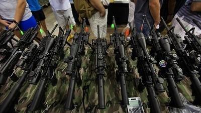 America's Gun Lust Is Only Just Beginning