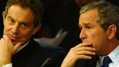George Bush and Tony Blair Are Officially War Criminals