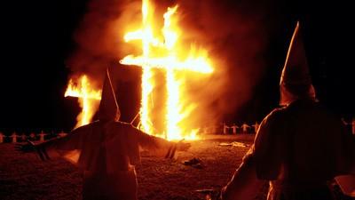 Hoe mijn dag was? De leider van de Ku Klux Klan heeft me ge-DM't op Twitter