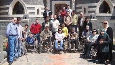 Les amputés de la guerre d'Assad