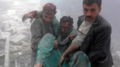 Síria: A destruição do hospital Dar al-Shifa