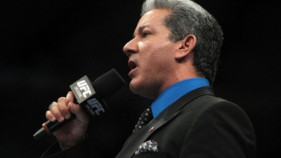 UFC Ring Announcer Bruce Buffer Talks Octagons and Poker Tables