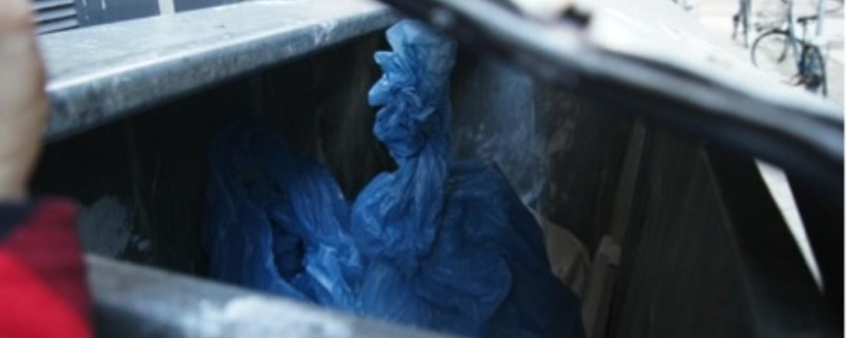 Ik ging dumpsterdiven voor mijn kerstdiner (en dat is heel goed gelukt)