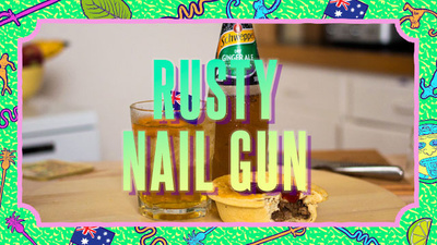 The Rusty Nail Gun