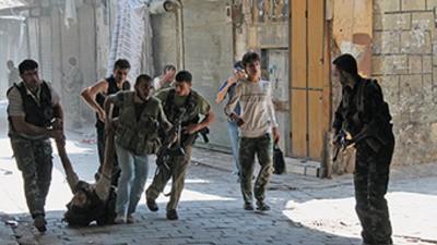 Je suis allé en Syrie pour devenir journaliste