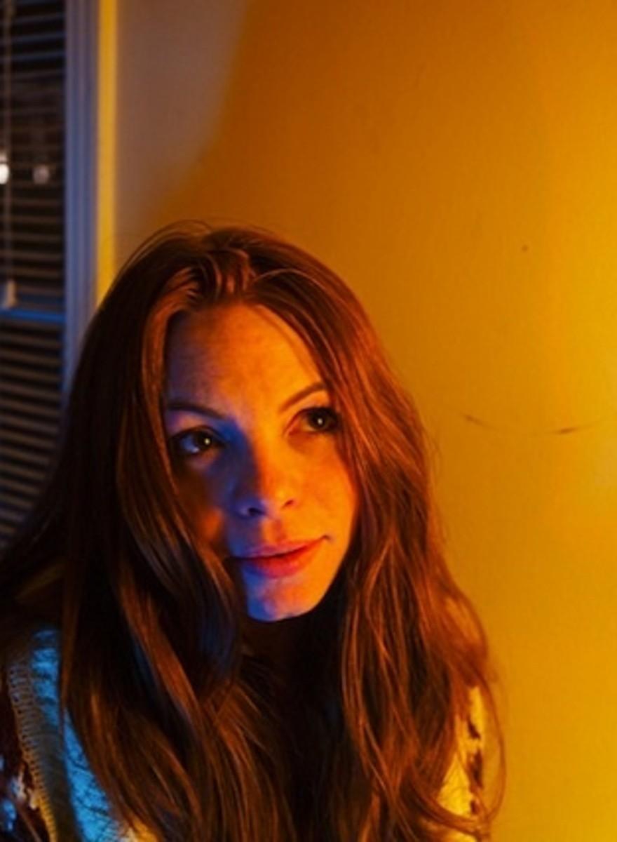 Photographer Barrett Emke's Affirmative Psychic Energy