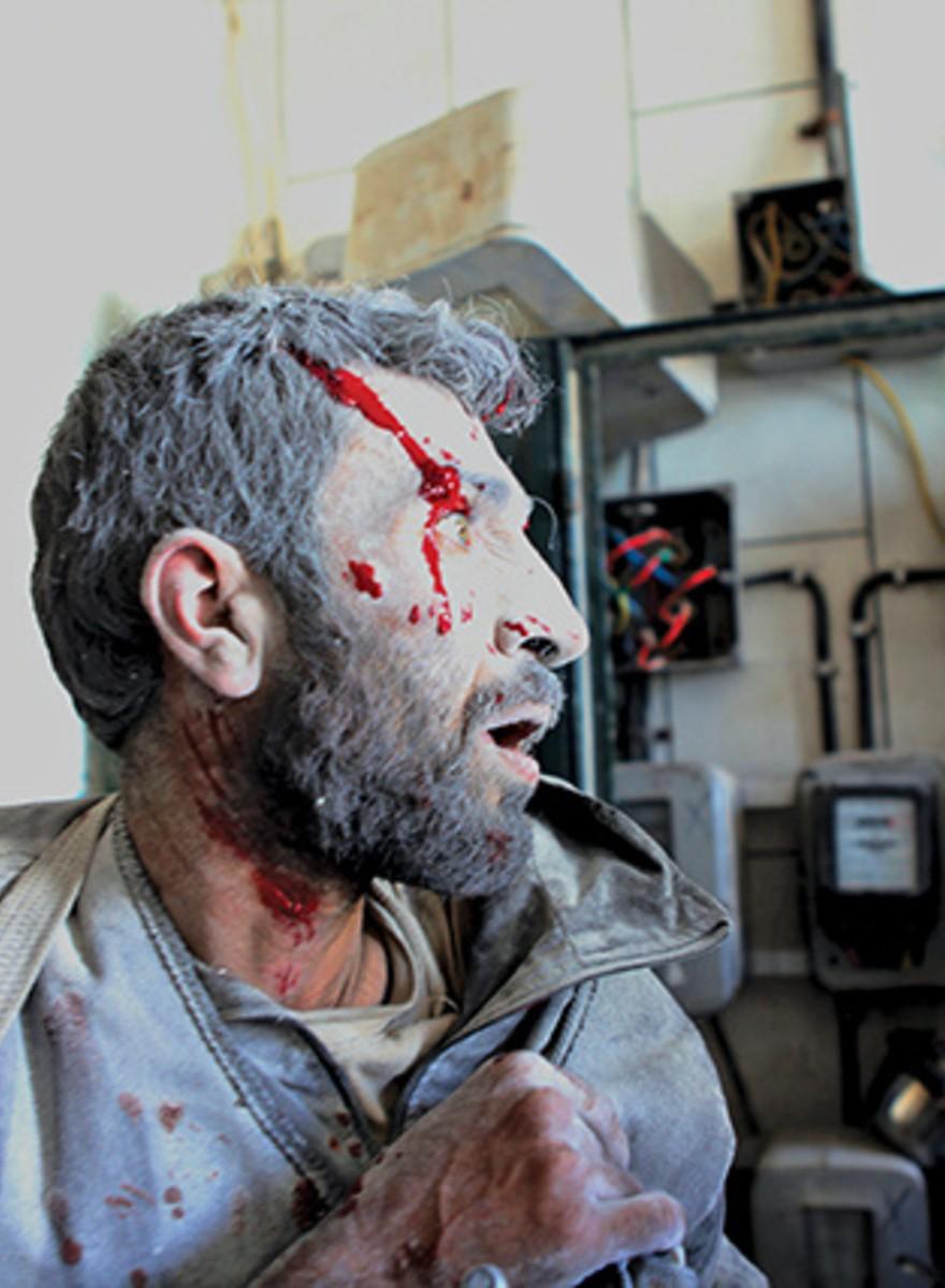 Interviste a un volontario dell'ESL e un medico di Aleppo