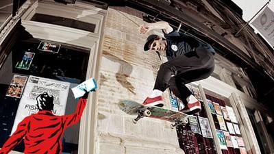 Ten Things That Happened in Skateboarding During 2012