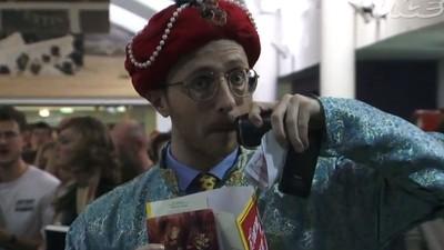 Nimrod Trolls J.K. Rowling