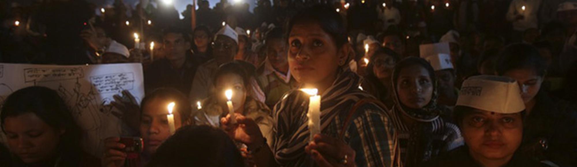 Waarom Indiase mannen het normaal vinden om vrouwen te verkrachten