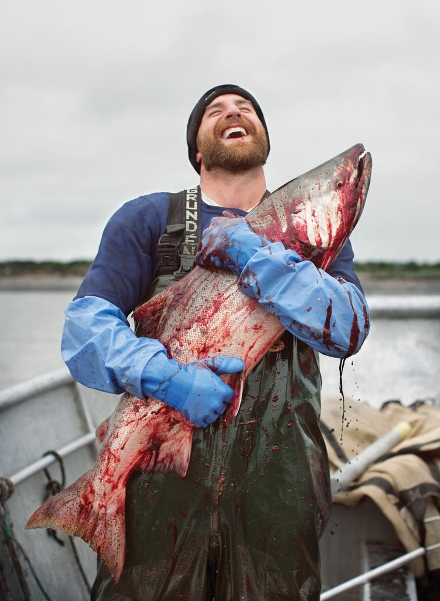 Huele a pescado
