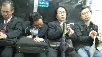 Los japoneses se mueren de tanto trabajar
