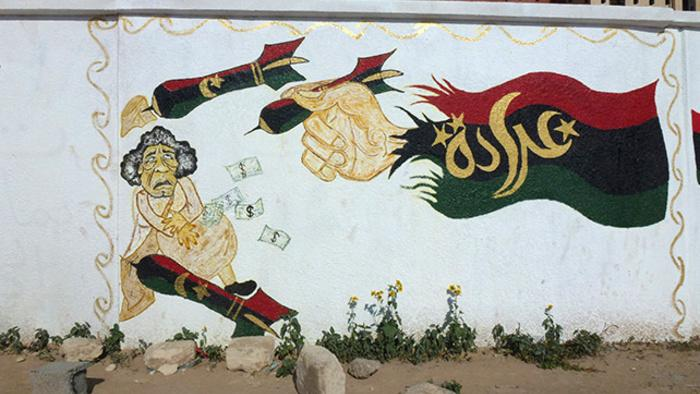 On the Road with Libya's Lions of the Desert
