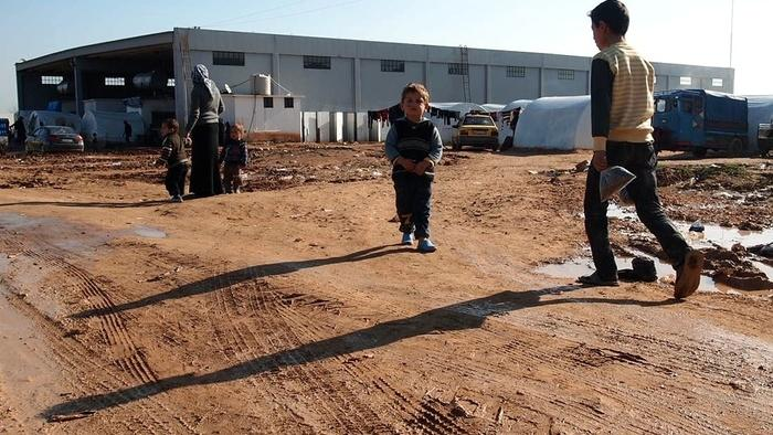 Syria's Refugees Face a Deadly Winter