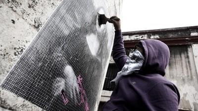 Guns Are Everywhere in Honduras; Urban Maeztro Fires Back with Graffiti