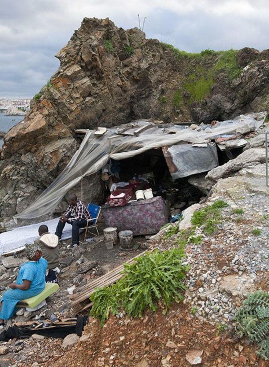 Urbanization Is Swallowing the Coastline of the Mediterranean