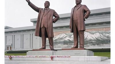 A Coreia do Norte é assustadoramente aborrecida