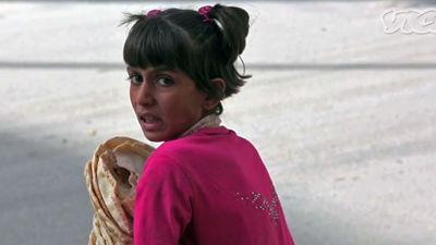 Siria - Filas para comprar pan en Alepo