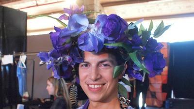 Fashion Week unter Raketenbeschuss