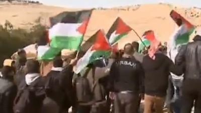 Bab al-Shams, la breve vita di un insediamento palestinese