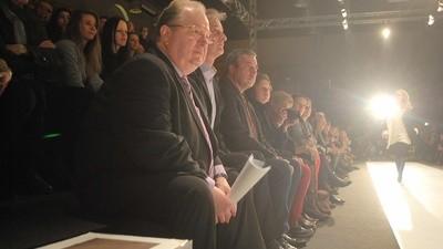 Neukölln ist überall und Heinz Buschkowsky auch auf der Fashion Week