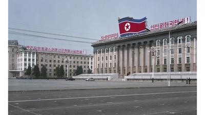 Noord-Korea is akelig saai