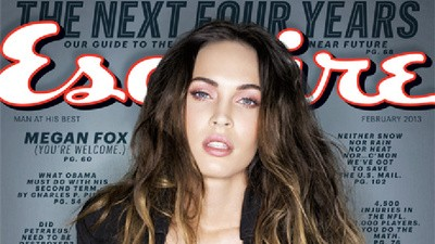Esquire's Interview with Megan Fox Is the Worst Thing Ever Written