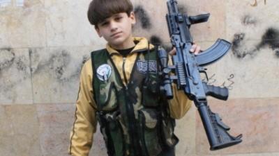 El pequeño león: la máquina asesina de 11 años de Siria