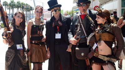 Dacă viitorul sună steampunk, vă rog împușcați-mă pe loc