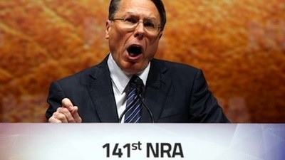 De NRA geeft games de schuld van de schietpartijen in Amerika (en maakte vervolgens een shooter)