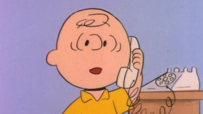 You're a Good Stalker, Charlie Brown