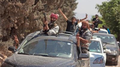 A la fuga en Líbano