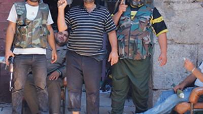 Fui a Siria para aprender a ser periodista