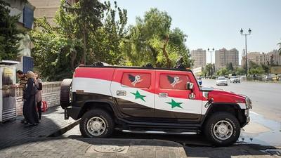 Los delirios de Assad