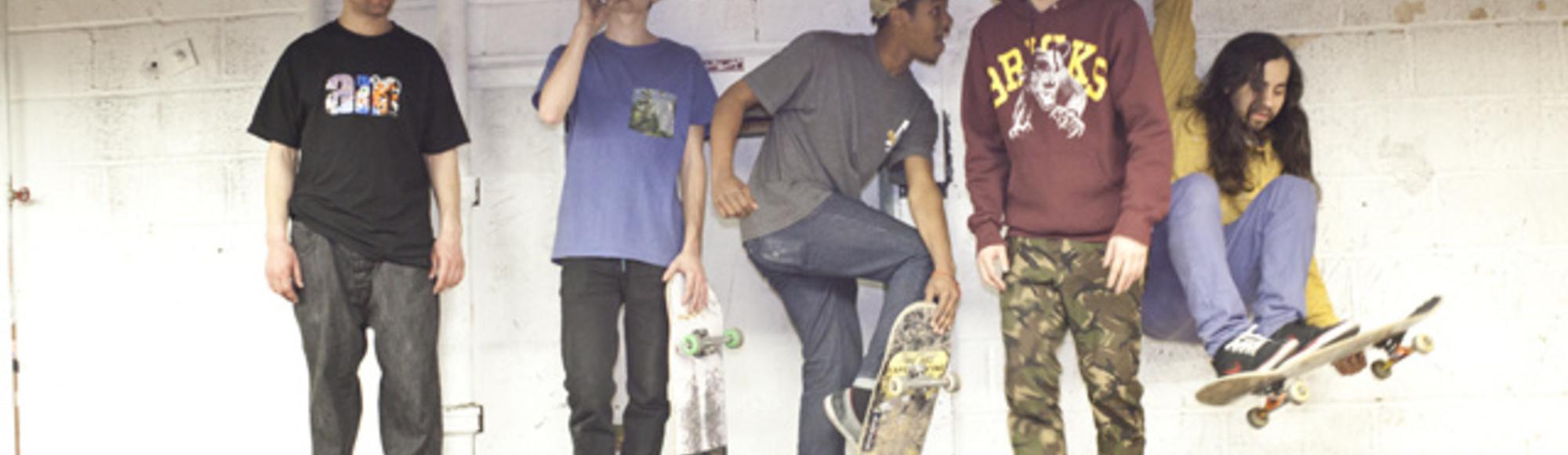 Taji's Mahal - After Hours at Skate Brooklyn