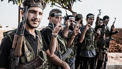 De contrabando con el Ejército Libre de Siria