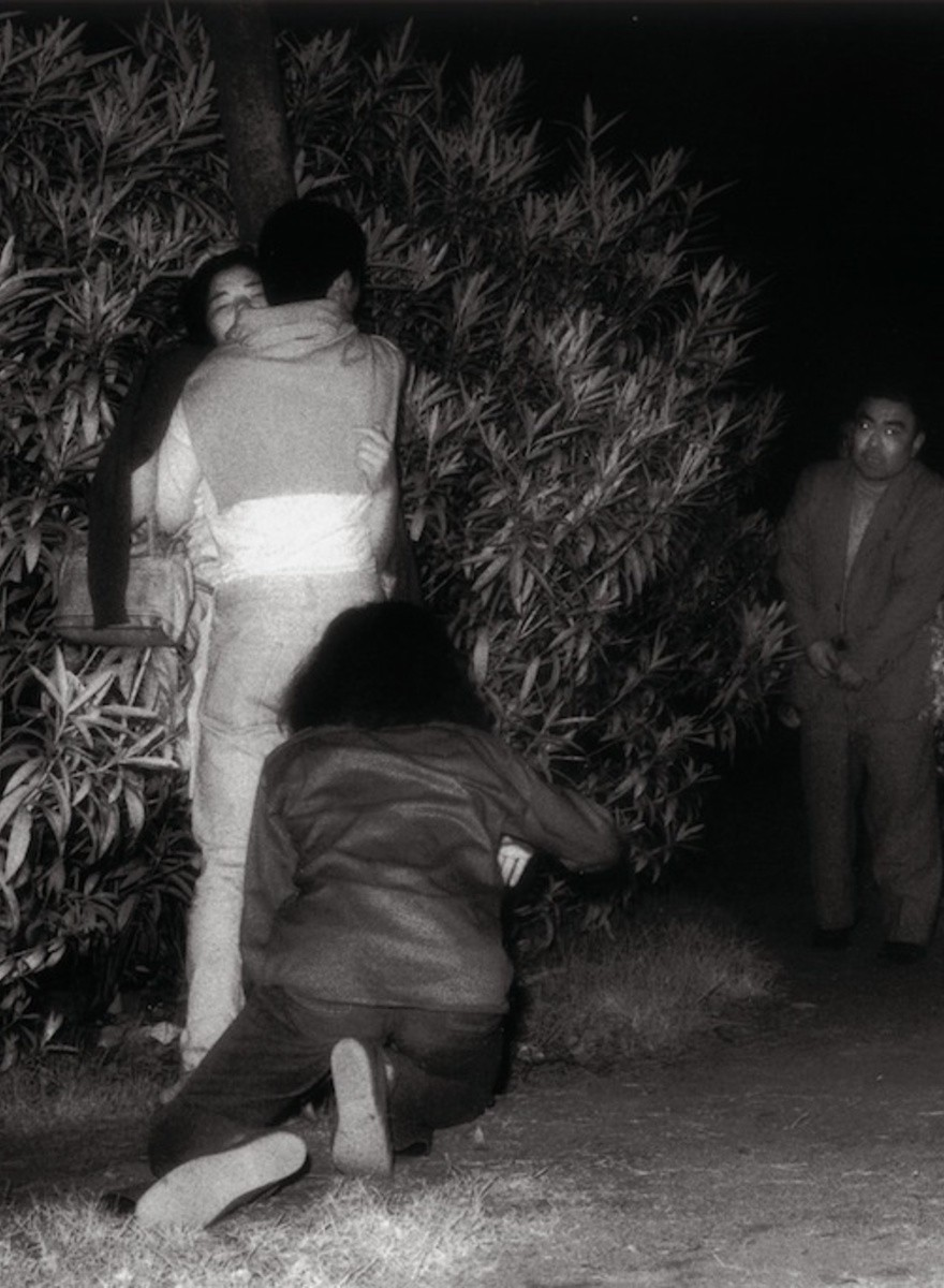 People Who Watch People Having Sex in the Park, and the Man Who Photographed Them