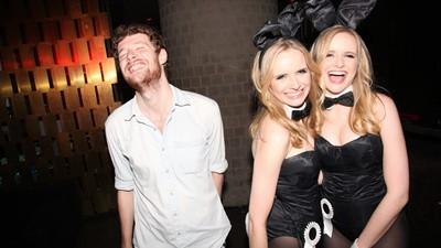 Ein Abend ... auf einer Playboy-Party