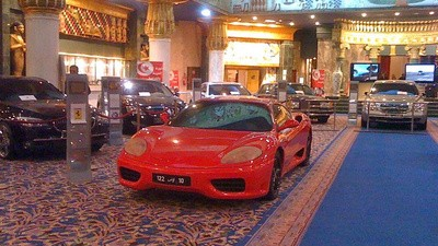 The Former President of Tunisia Is Selling His Ferraris, Lamborghinis, and Dolce & Gabbana Suits
