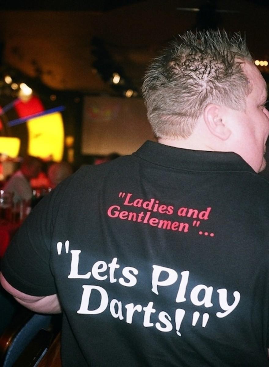 Let's Play Darts!