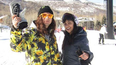 Olympic Medalist Danny Kass Tried to Teach Me to Snowboard