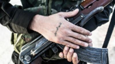 Contrabandeando Armas com o Exército Livre da Síria