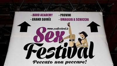 La depressione del Milano Sex Festival