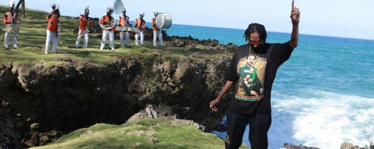 Watch Snoop Lion's New Video for 'Lighters Up' Now