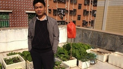 China's Self-Sustaining Man Is Cyberpunk in Real Life