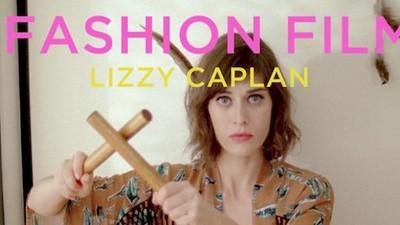 Matthew Frost Directed 'Fashion Film' Featuring My Girlfriend - Lizzy Caplan