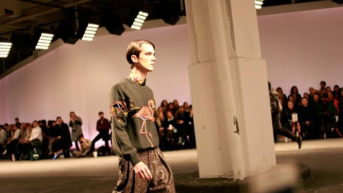 Men's London Fashion Week: A Star Is Made