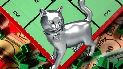 The Monopoly Brand Monopoly Cat Is Coming For Your Eyeballs