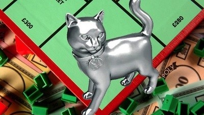 The Monopoly-Brand Monopoly Cat Is Coming For Your Eyeballs
