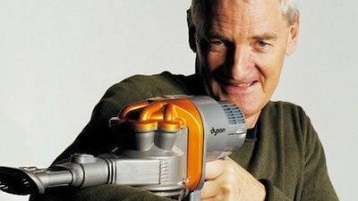 Why the World Needs to Stop Treating James Dyson Like a Hero